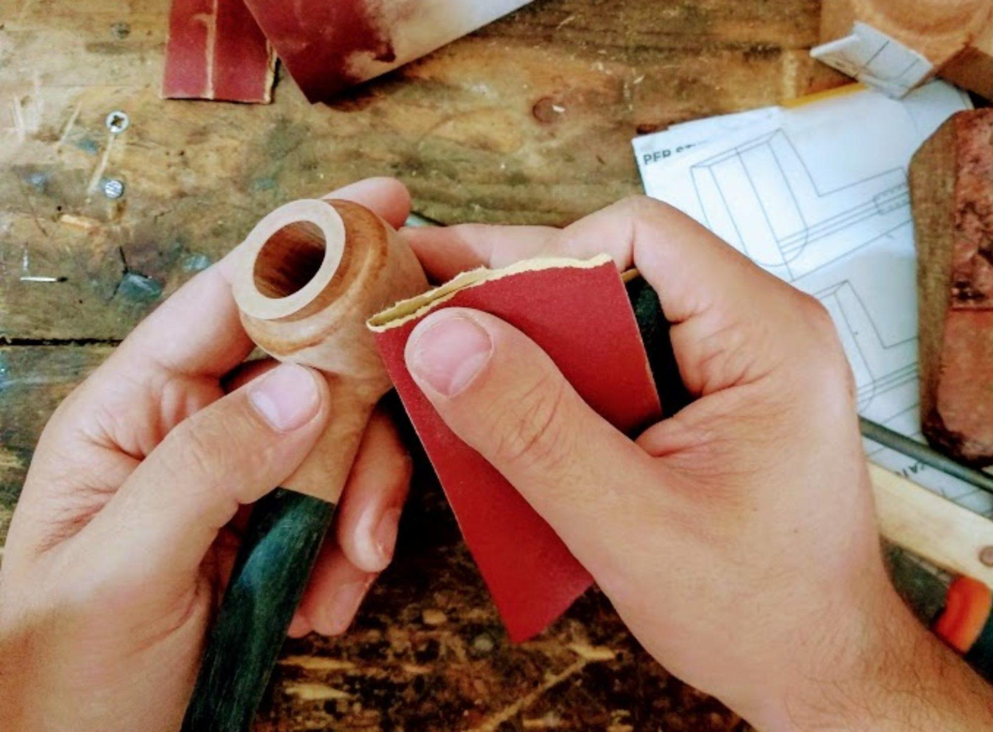 Il Pipaiuolo, pipe artigianali a Napoli